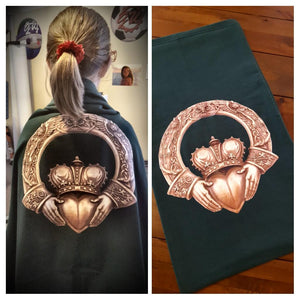 Claddagh Ring Blanket