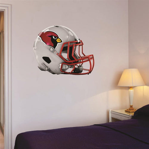 Mentor Football Helmet Wall Mascot 24