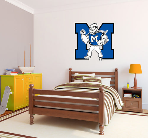 Midview Middies Wall Mascot™