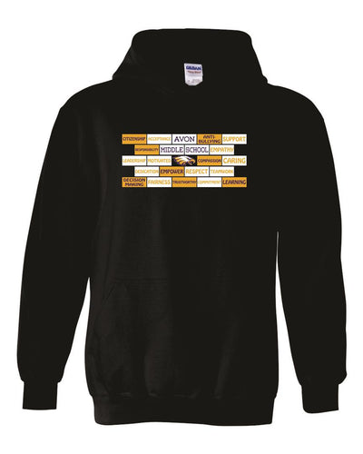 AMS ALLY DAY Hooded Sweatshirt