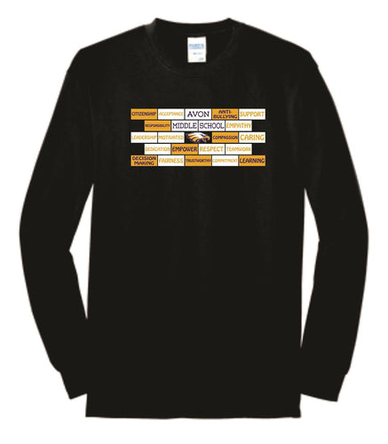 AMS ALLY DAY long sleeve t-shirt