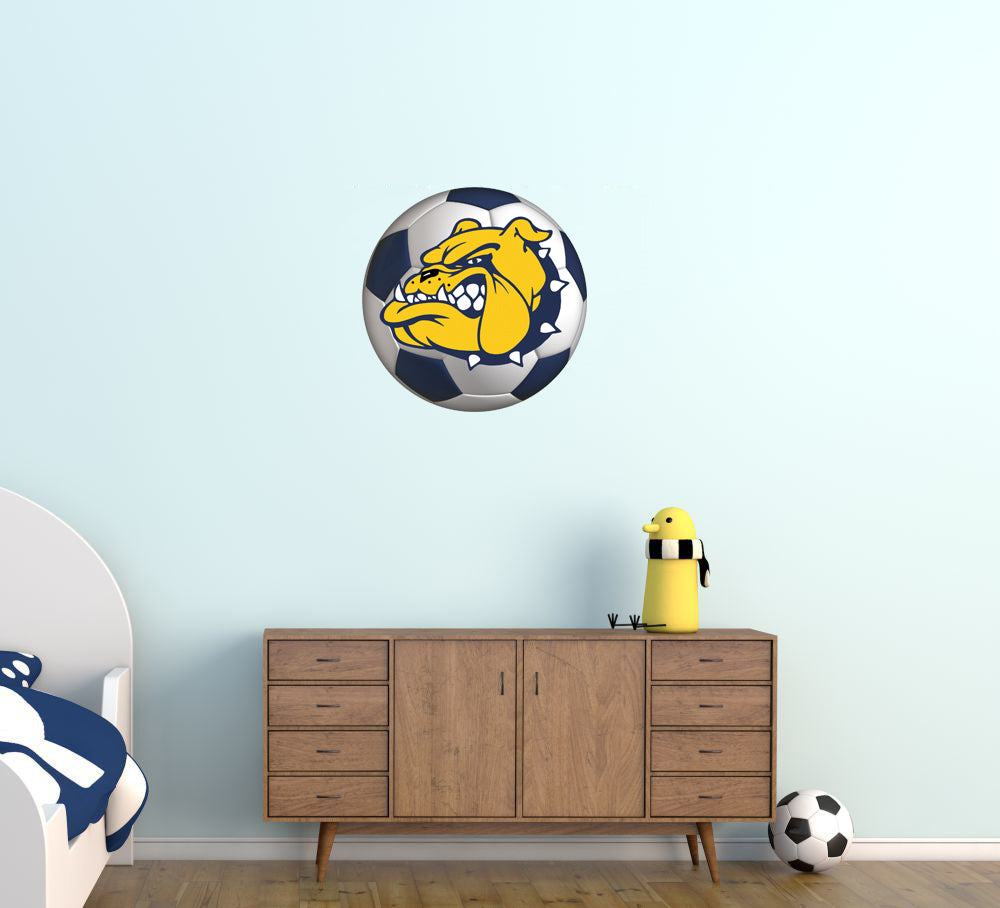 Olmsted Falls Soccer Wall Mascot™