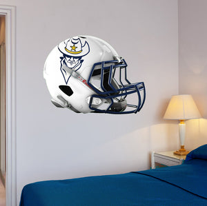 "North Ridgeville Football Helmet Wall Mascot 24""X19"""