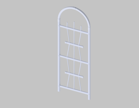 Image of Arch Top Trellis