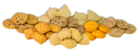 Sweet Cookie & Savory Crackers