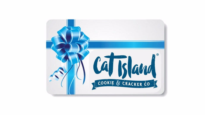 e gift certificates cat island cookie and cracker co