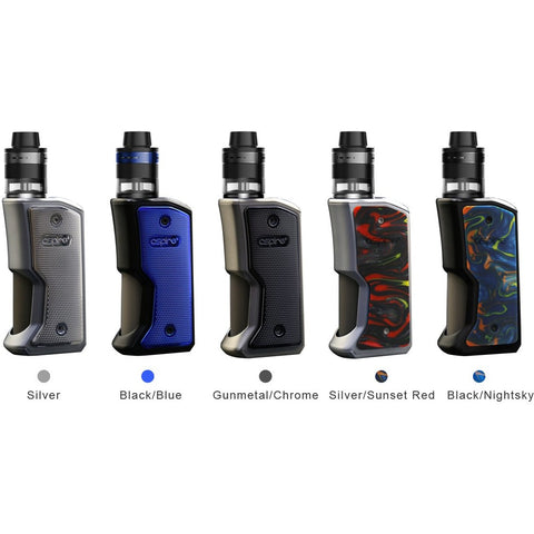 Buy Cheapest  Aspire - Feedlink Revvo - Kit - E-Cigarette by Aspire at Vapour Gallery