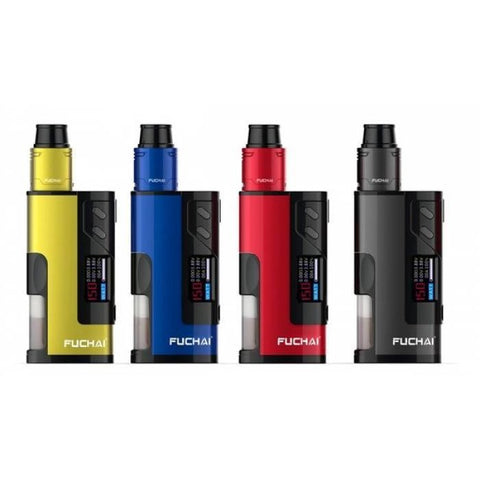 Buy Cheapest  Sigelei Fuchai - 213 Squonker Kit - Mods by Sigelei Vcigo at Vapour Gallery