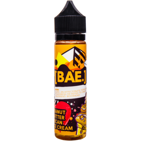 Buy Cheapest  Elysian Labs - BAE - 50ml - e-liquid by Elysean Labs at Vapour Gallery