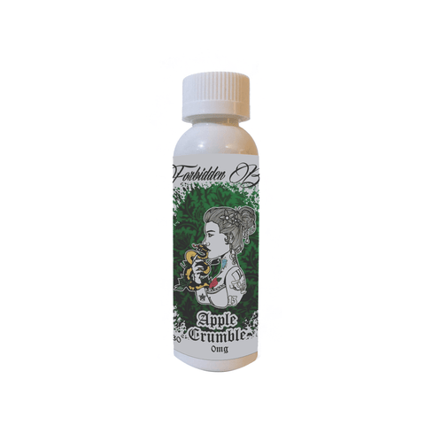 Buy Cheapest  Forbidden - Bite - Apple Crumble - 50ml - e-liquid by Blackstar at Vapour Gallery
