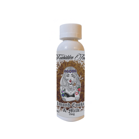 Buy Cheapest  Forbidden - Touch - Almond Cookies and Milk - 50ml - e-liquid by Blackstar at Vapour Gallery