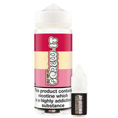 Buy Cheapest  Lolly Vape Co. - Screw it- 60ml - e-liquid by Vapour Gallery at Vapour Gallery