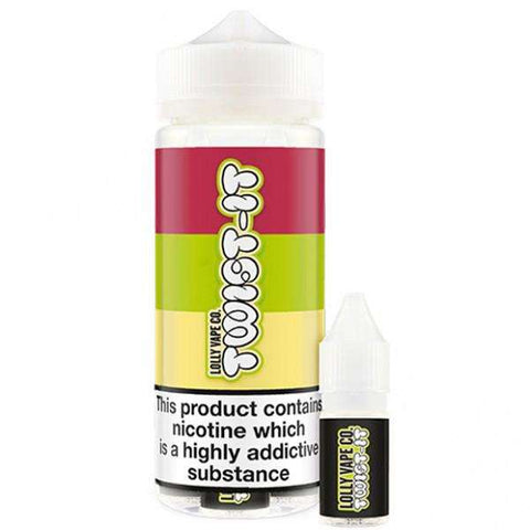 Buy Cheapest  Lolly Vape Co. - Twist it - 60ml - e-liquid by Vapour Gallery at Vapour Gallery
