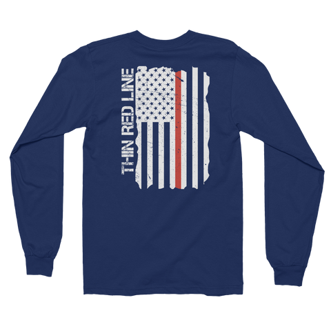 Thin Red Line L/S