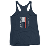 Thin Red Line Racerback