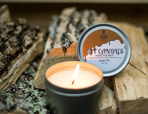 Odor Eliminating Candles 8OZ LED x Litcandles