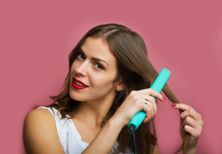 The Benefits of Using a Titanium Hair Straightener