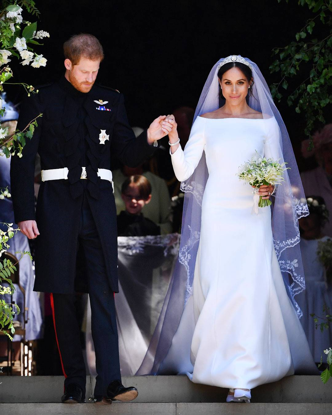 Our Favorite Looks from the Royal Wedding