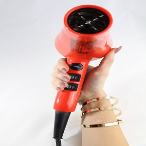 Performance Infra-Ionic Hair Dryer (red) - Blow Dryer - HAI Beauty Concepts