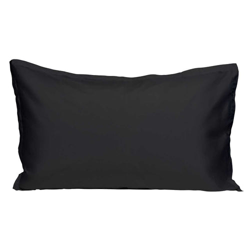 Silk Pillowcase - Black