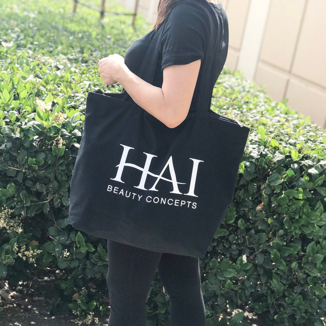 Oversized Tote Bag -  - HAI Beauty Concepts