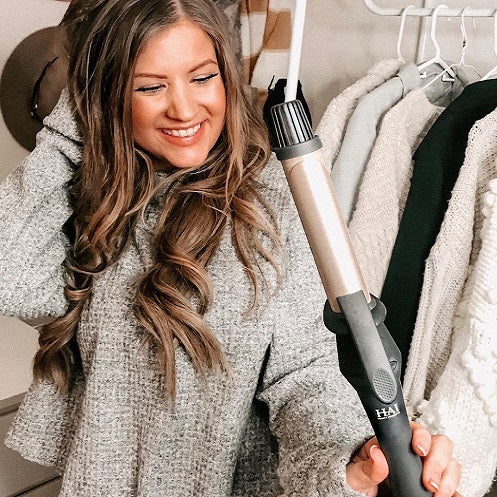 "SYLKSTYLER 1"" Curling Iron"