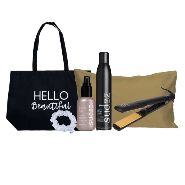 Gold Luxury Locks Bundle