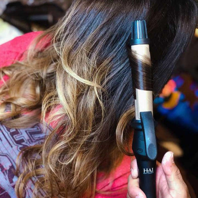 "SYLKSTYLER 1"" Curling Iron - Curling Iron - HAI Beauty Concepts"
