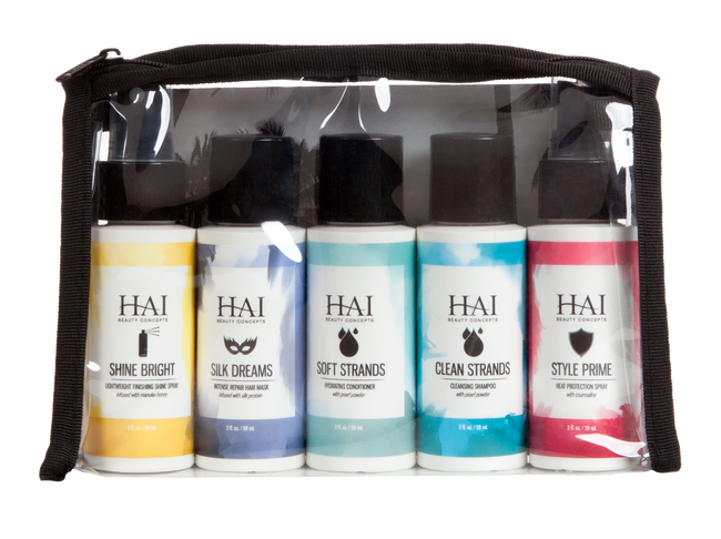 Hair Care Travel Kit