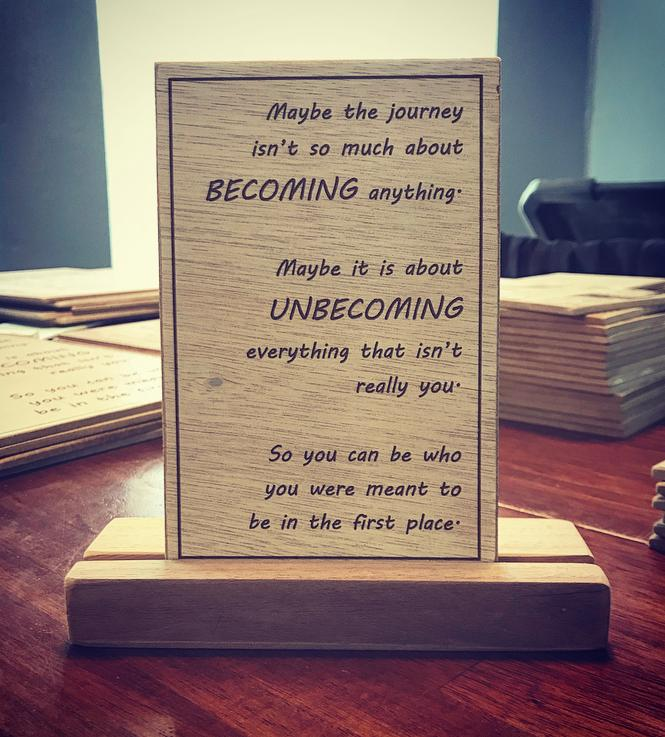 Maybe the Journey....(Small)