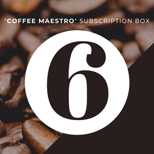 Coffee Maestro Subscription - 6 Bags