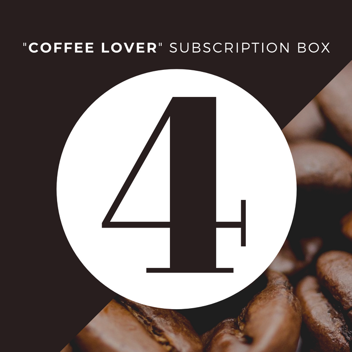 Coffee Lover Subscription - 4 Bags