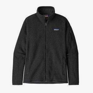 Women's Better Sweater Jacket - Black