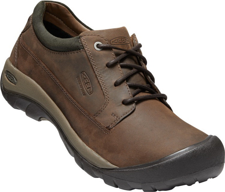 Austin Casual Waterproof - Chocolate Brown