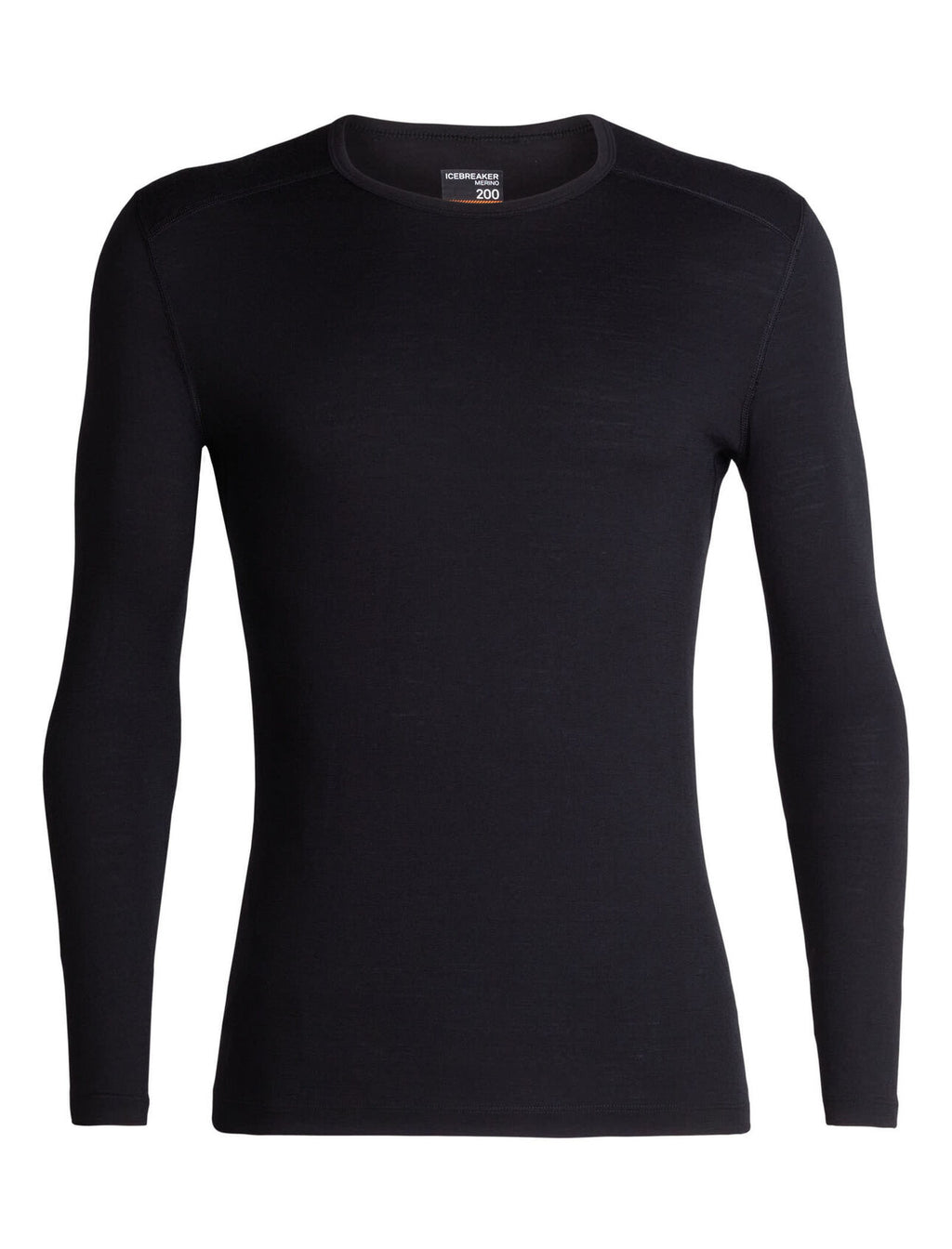 Men's Merino 200 Oasis Long Sleeve Crewe Thermal Top