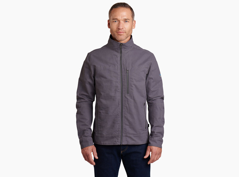 Burr Jacket, Men's | Kuhl - Forged Iron