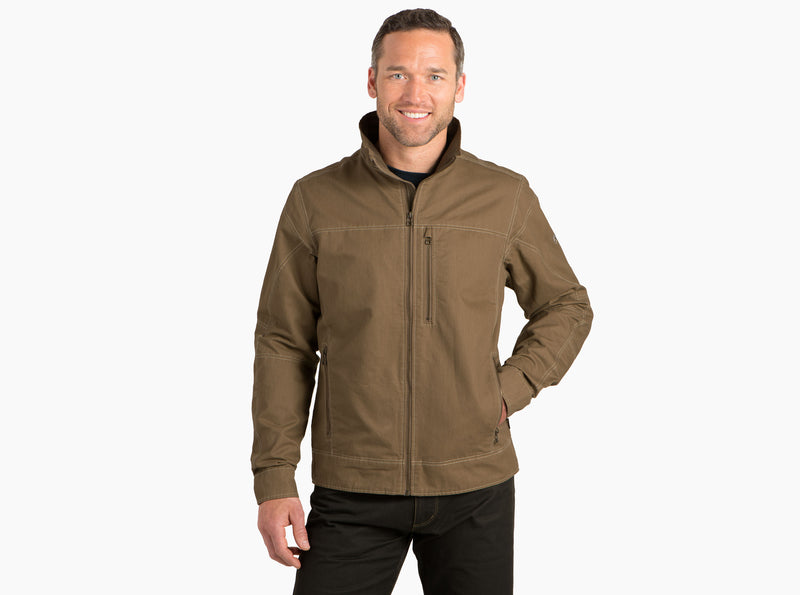 Burr Jacket, Men's | Kuhl - Khaki