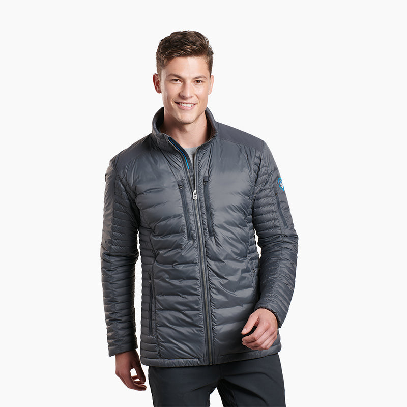 Spyfire Jacket - Carbon(gray)