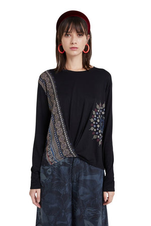 Friezes mandala T-shirt / Marsella