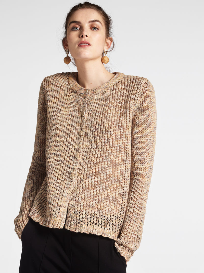 Mixed Cardigan, Women's | Sandwich