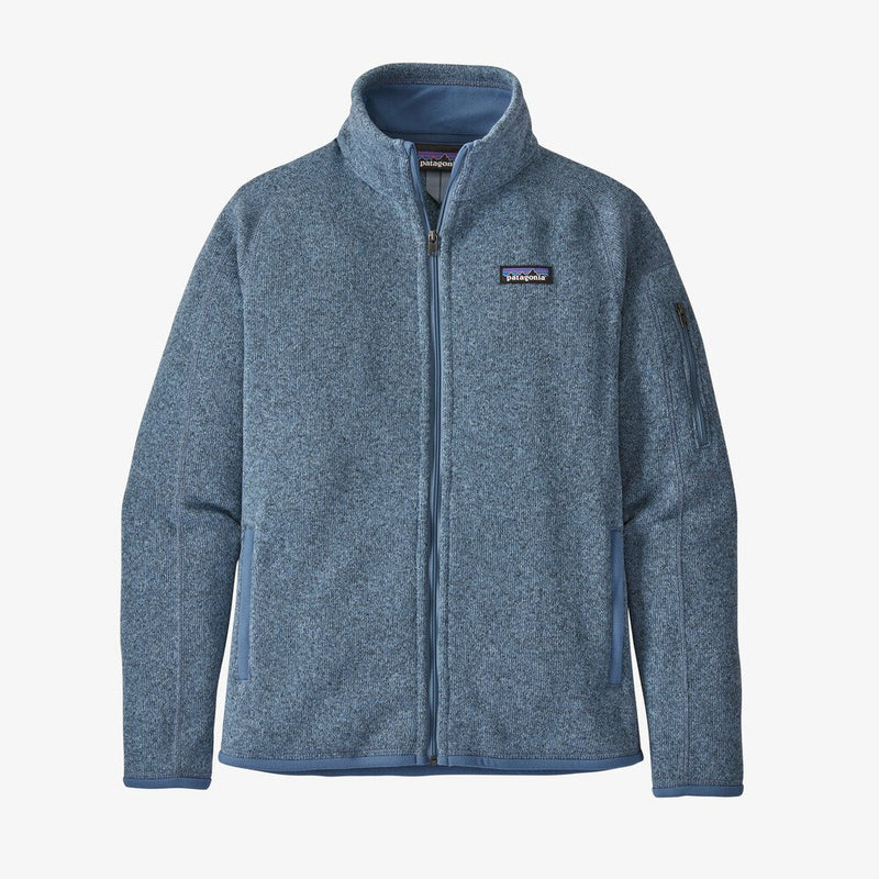 Women's Better Sweater Jacket - Berlin Blue