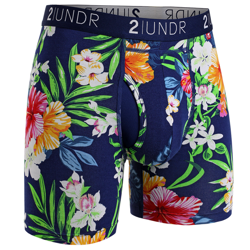 2 UNDR Patterned  -Tahiti