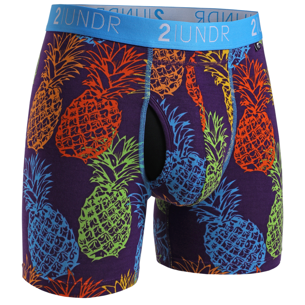 2 UNDR Patterned  - Pina Colada