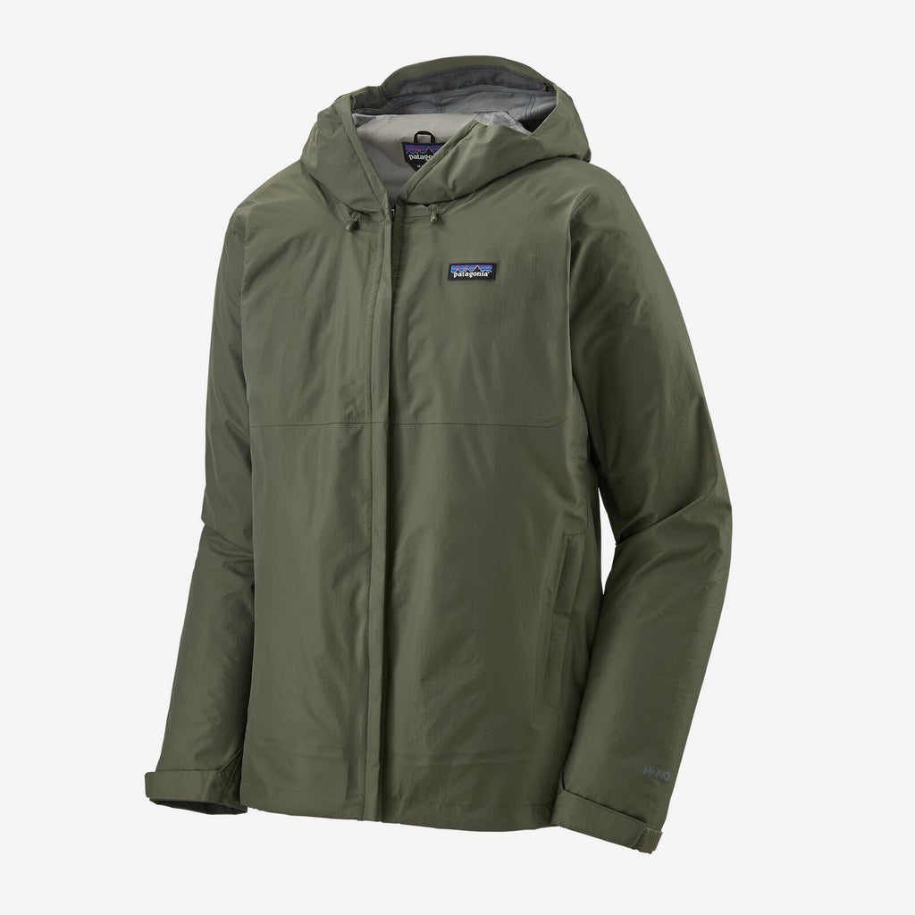Men's Torrentshell 3 Layer Rain Jacket - Industrial Green