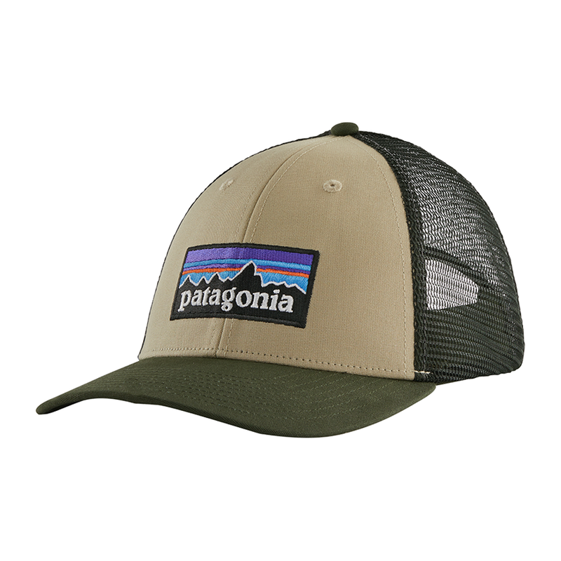 LoPro Trucker - Low Crown - Khaki