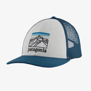 LoPro Trucker - Low Crown - Crater Blue