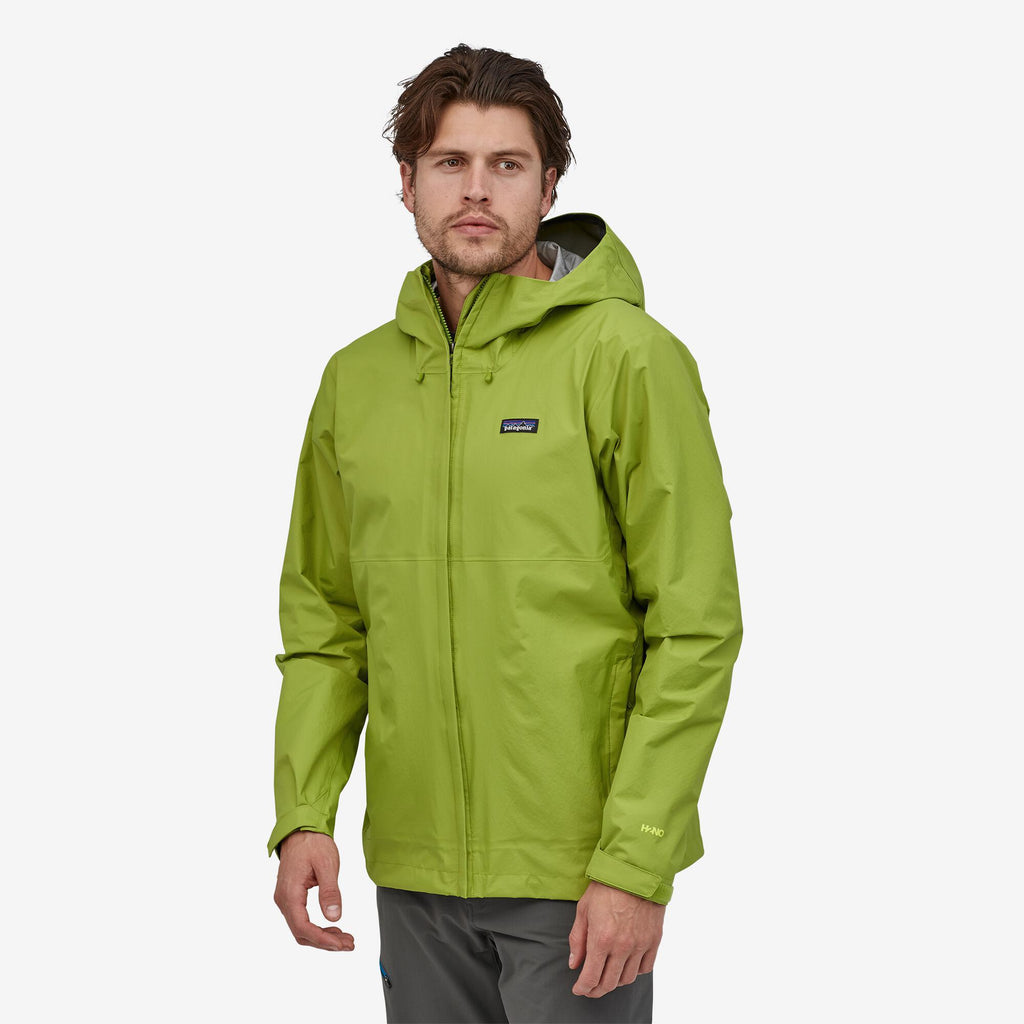 Men's Torrentshell 3 Layer Rain Jacket - Supply Green