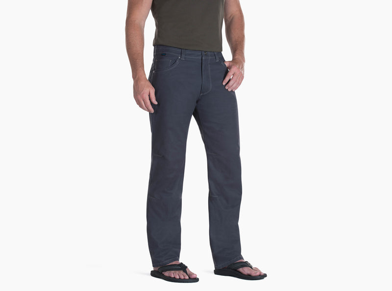 Rydr Pant - Full Fit, Dark Alloy