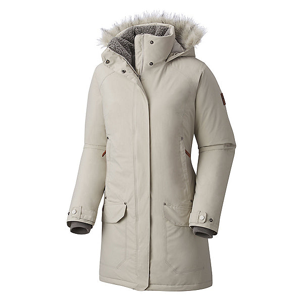 Women's Icelandite™ TurboDown Jacket - Flint Grey