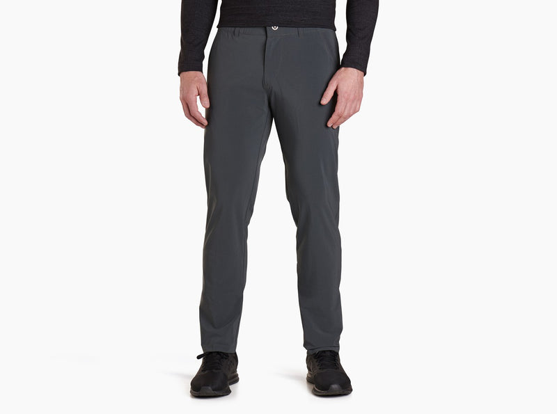 Navigatr Pant Charcoal - tapered